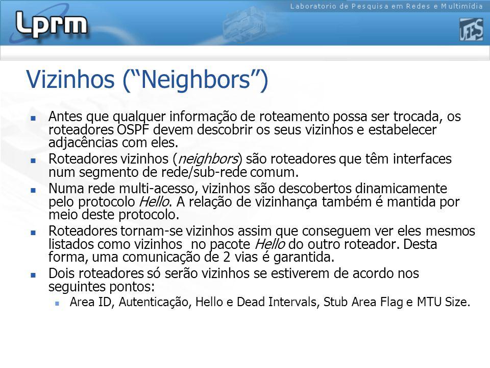 Vizinhos ( Neighbors )