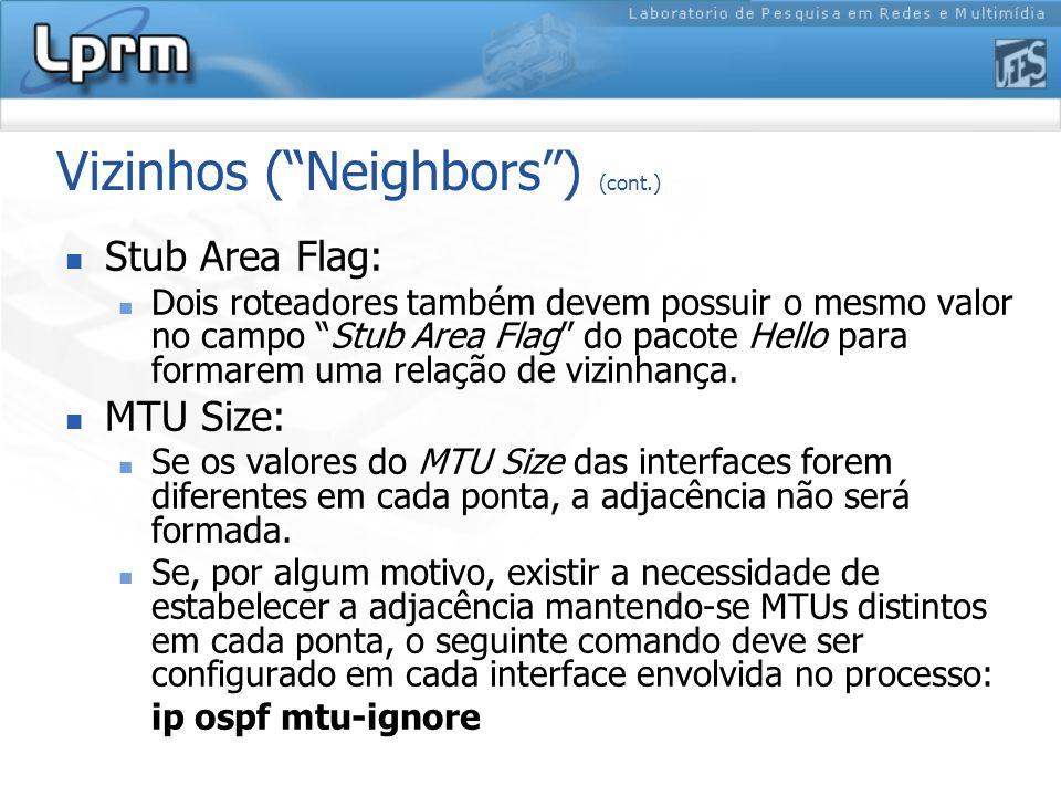 Vizinhos ( Neighbors ) (cont.)