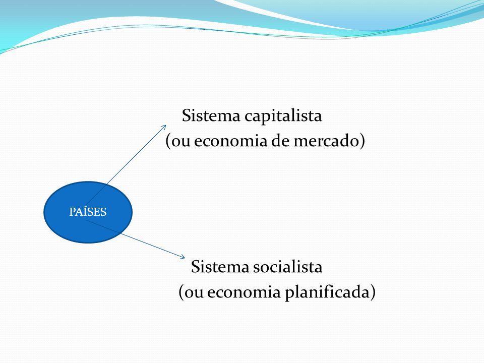(ou economia de mercado)