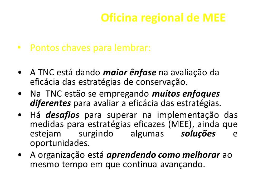 Oficina regional de MEE