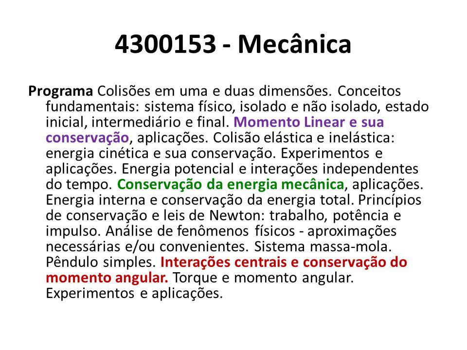 4300153 - Mecânica