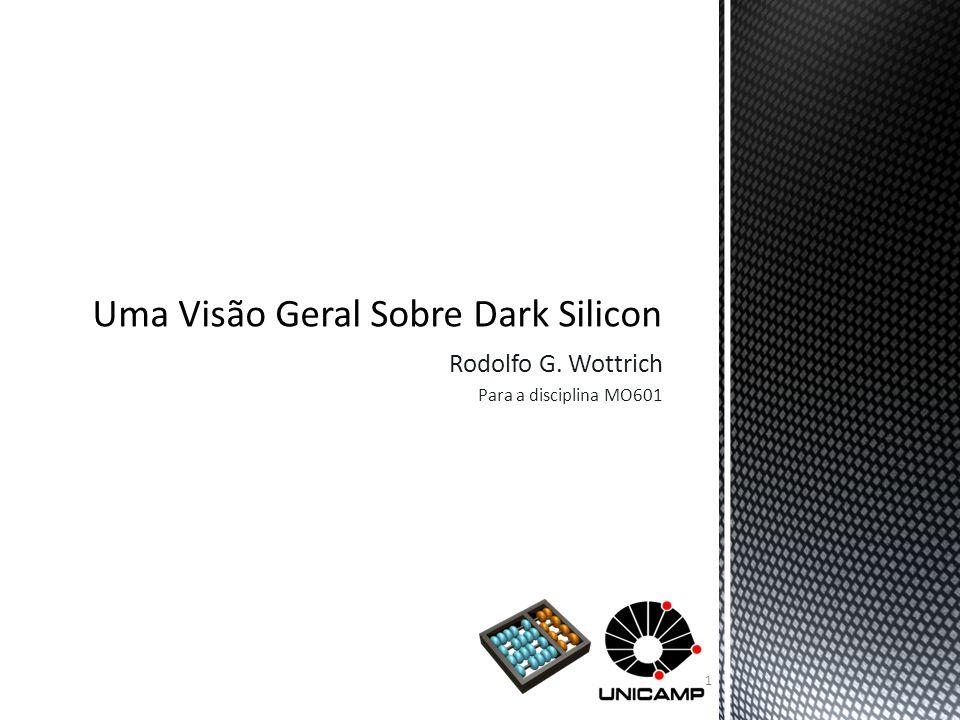 Uma Visão Geral Sobre Dark Silicon