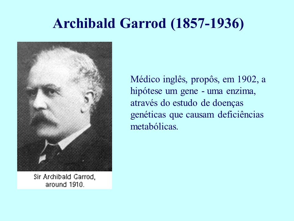 Archibald Garrod (1857-1936)