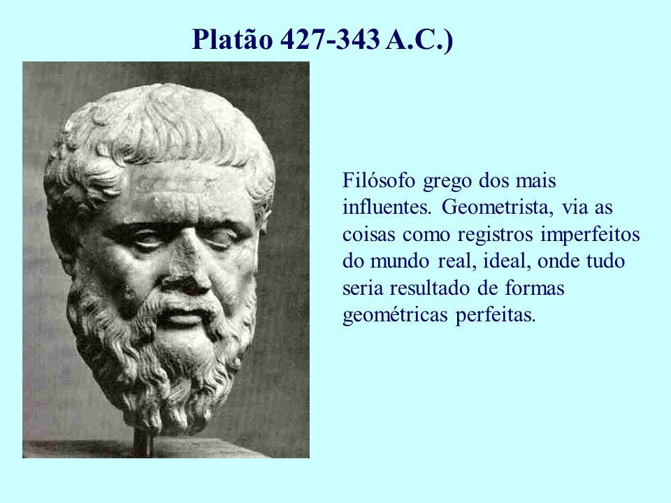 Platão 427-343 A.C.)