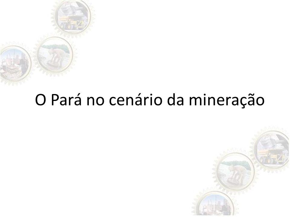 O Pará no cenário da mineração