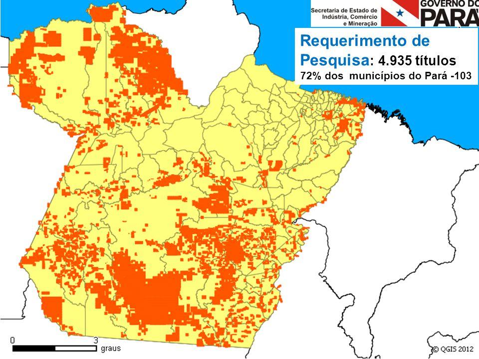 72% dos municípios do Pará -103