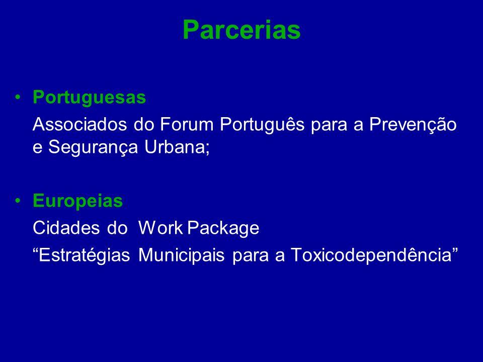 Parcerias Portuguesas