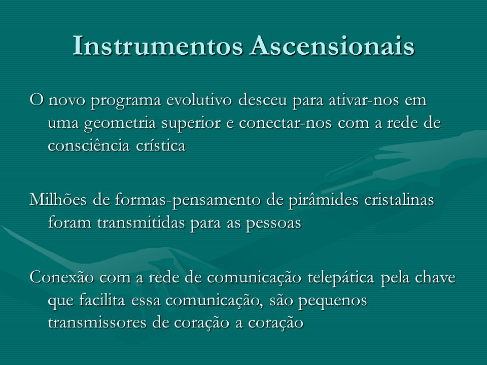 Instrumentos Ascensionais