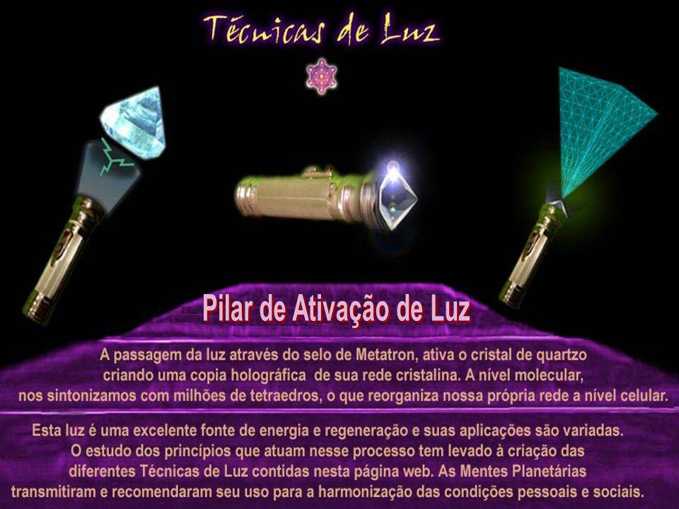 Pilar de Ativação de Luz