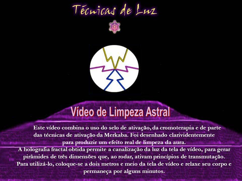 Vídeo de Limpeza Astral