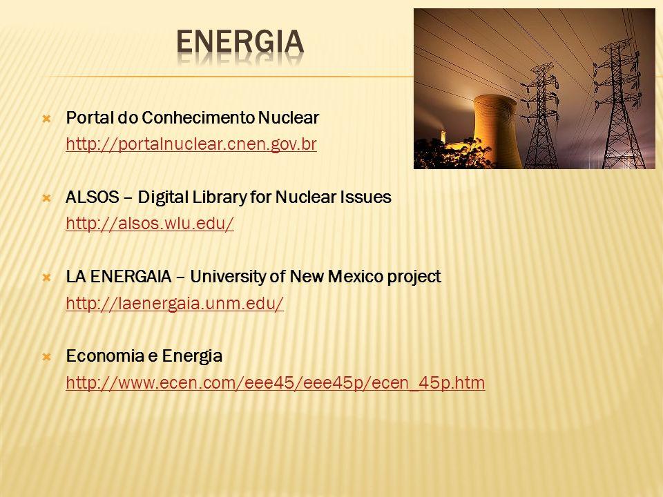 ENERGIA Portal do Conhecimento Nuclear