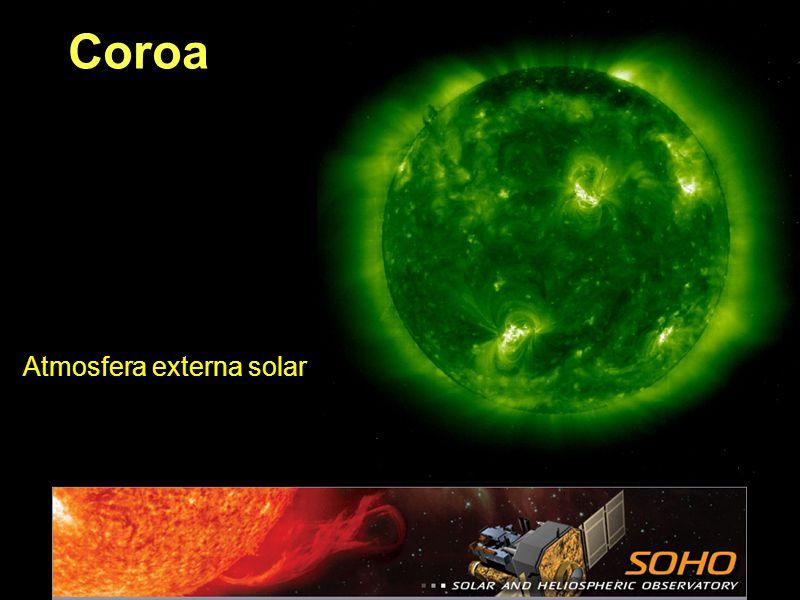 Atmosfera externa solar