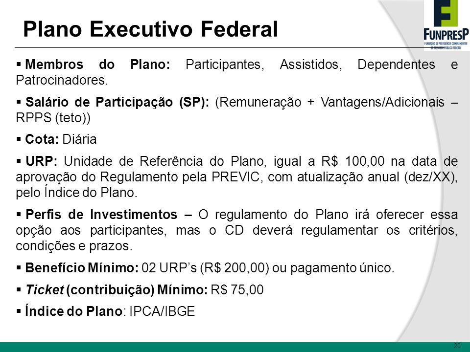 Plano Executivo Federal