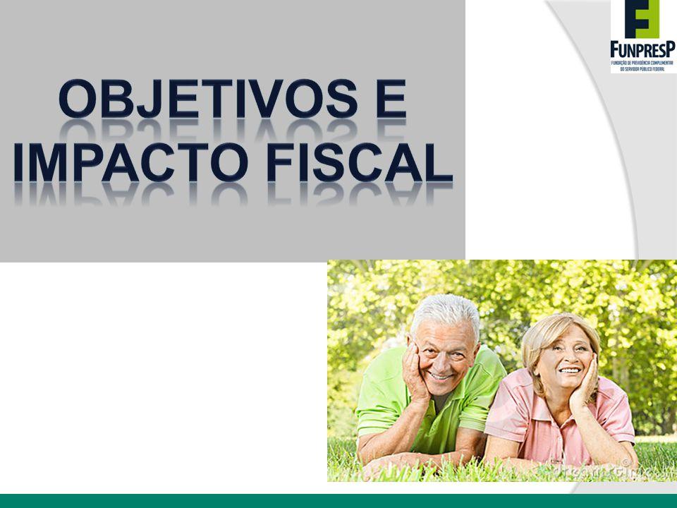 Objetivos e impacto fiscal