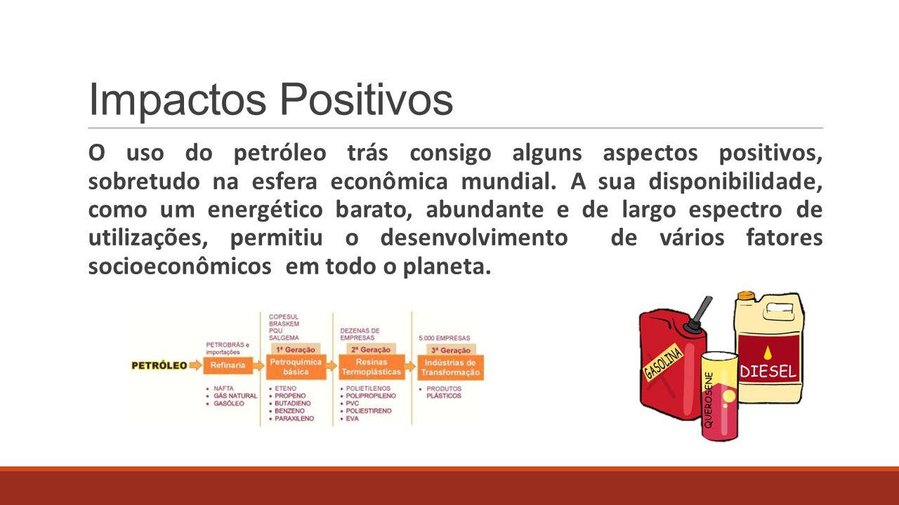 Impactos Positivos