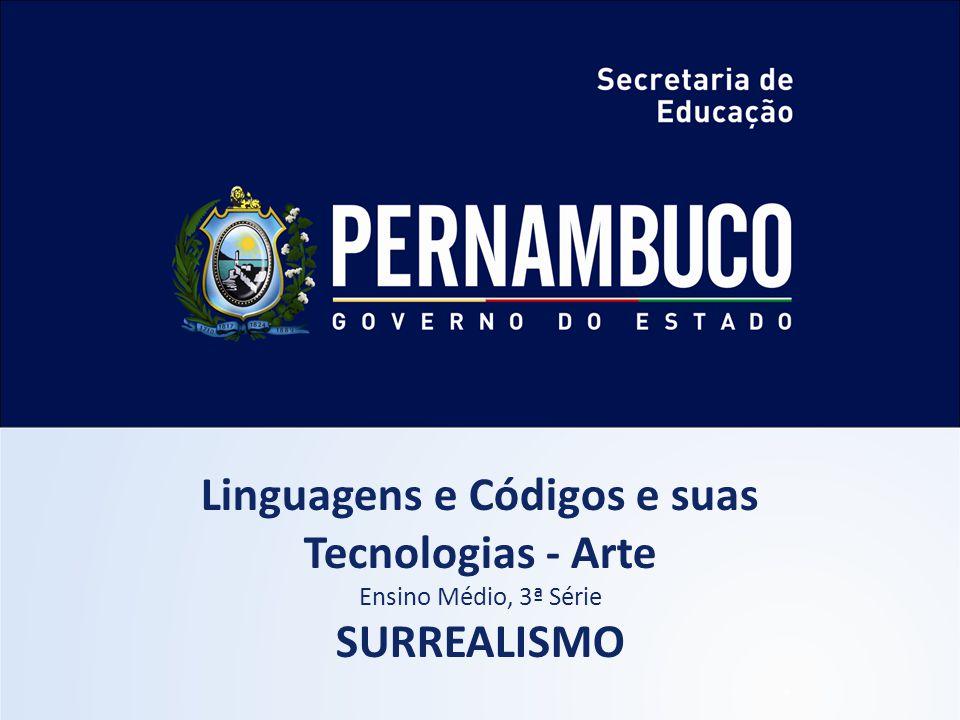 Linguagens e Códigos e suas Tecnologias - Arte
