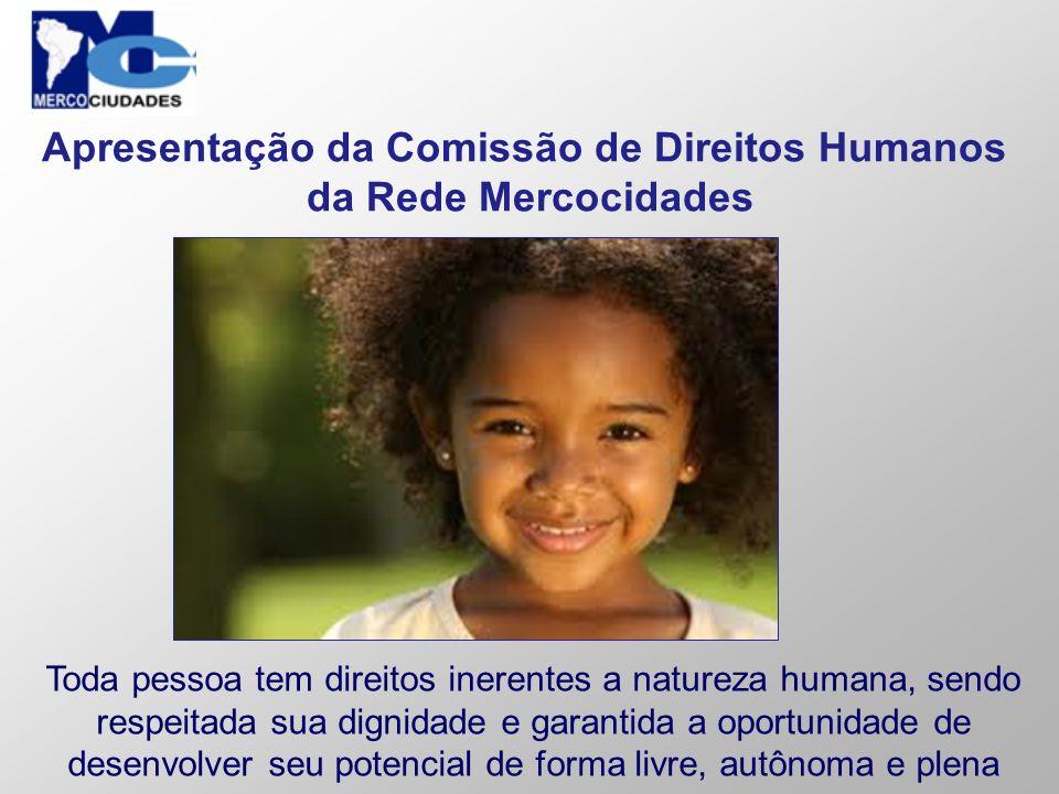Apresentação da Comissão de Direitos Humanos