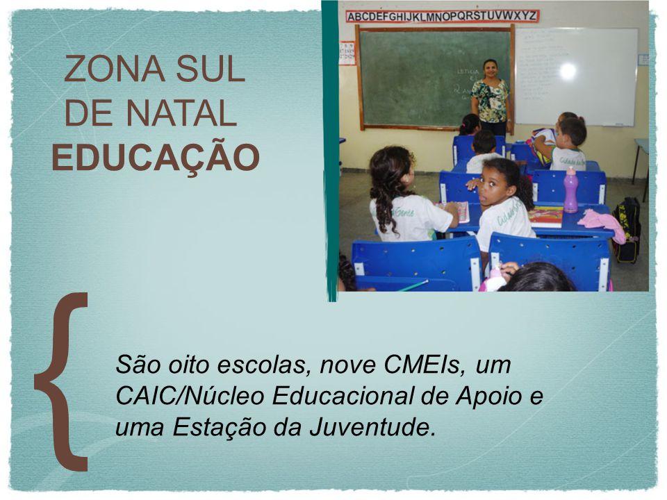 ZONA SUL DE NATAL EDUCAÇÃO