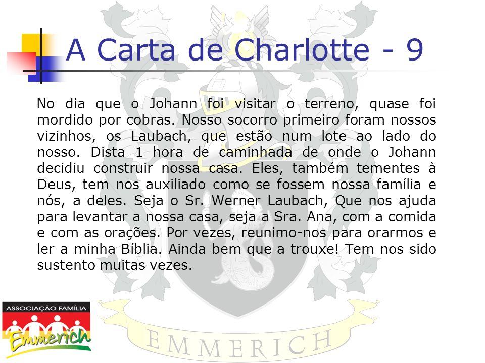 A Carta de Charlotte - 9
