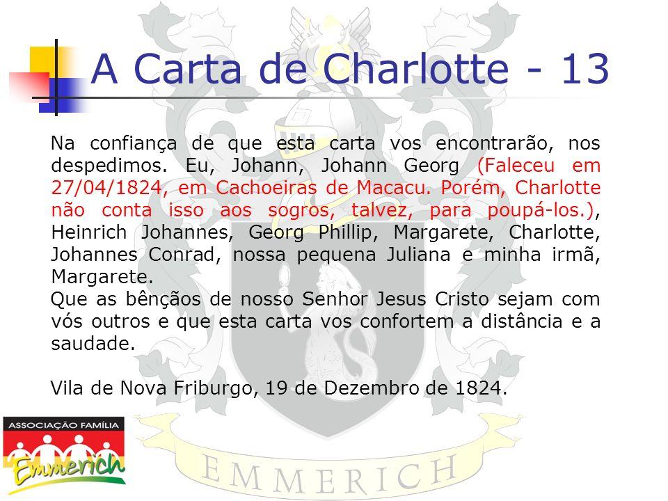 A Carta de Charlotte - 13