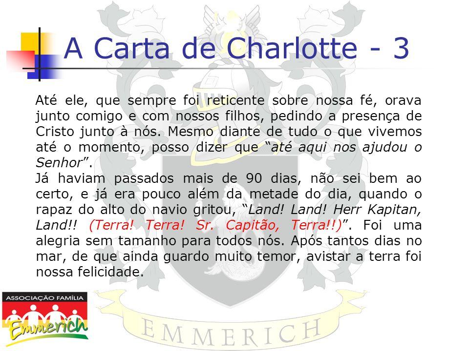 A Carta de Charlotte - 3