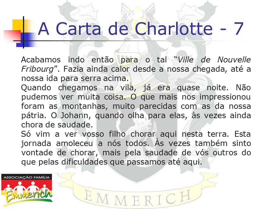A Carta de Charlotte - 7