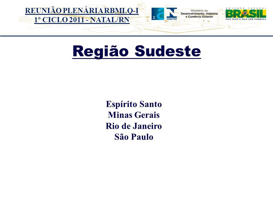 Região Sudeste Distrito Federal Distrito Federal Goiás Goiás