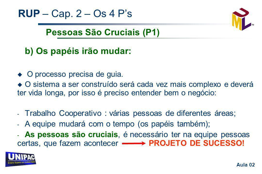 Pessoas São Cruciais (P1)