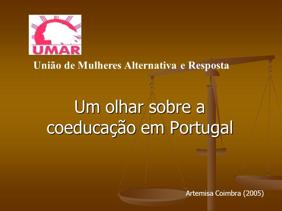 Um olhar sobre a coeducação em Portugal