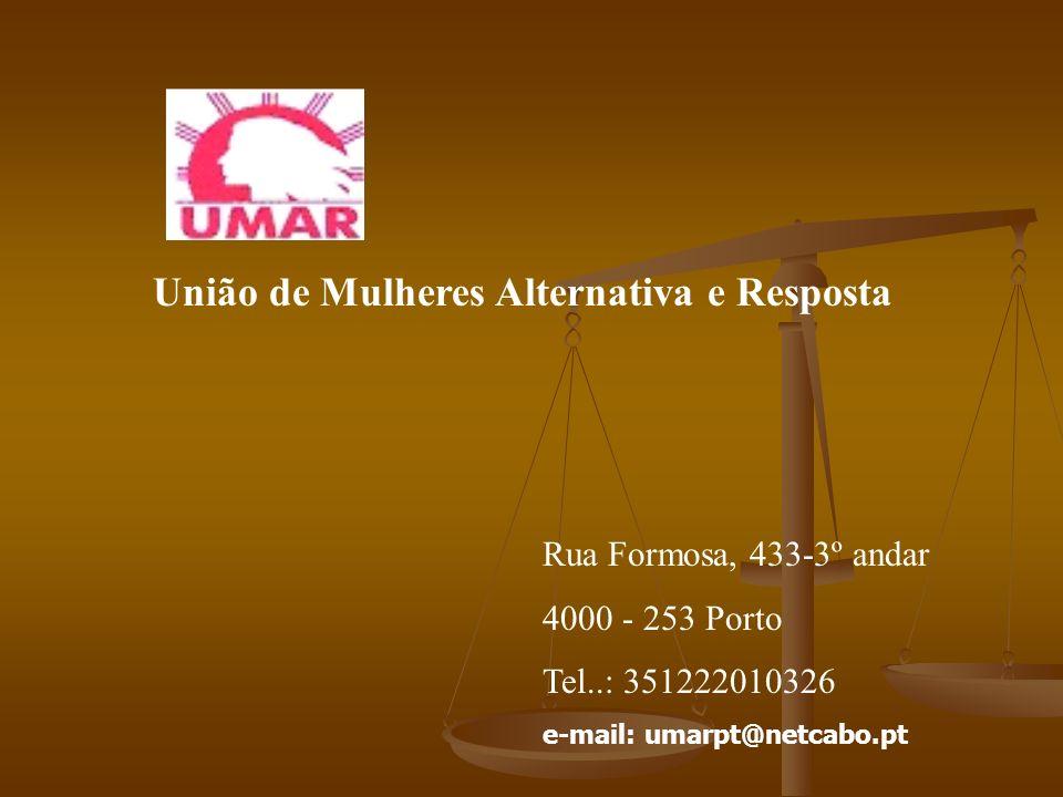 União de Mulheres Alternativa e Resposta