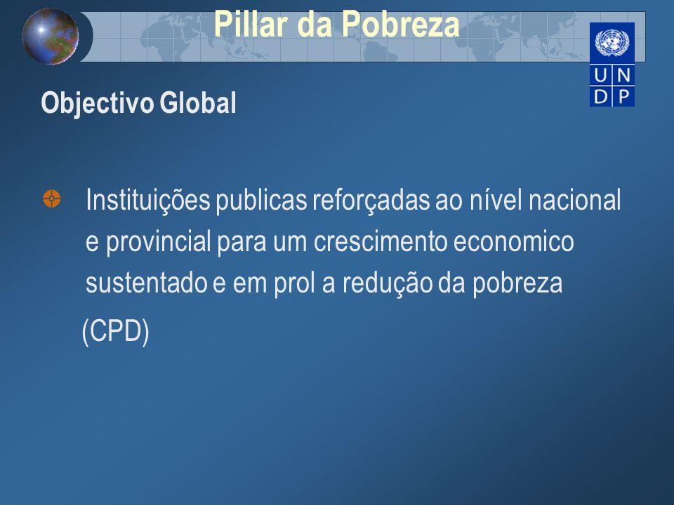 Pillar da Pobreza Objectivo Global