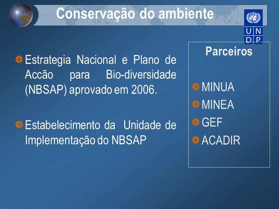 Conservação do ambiente