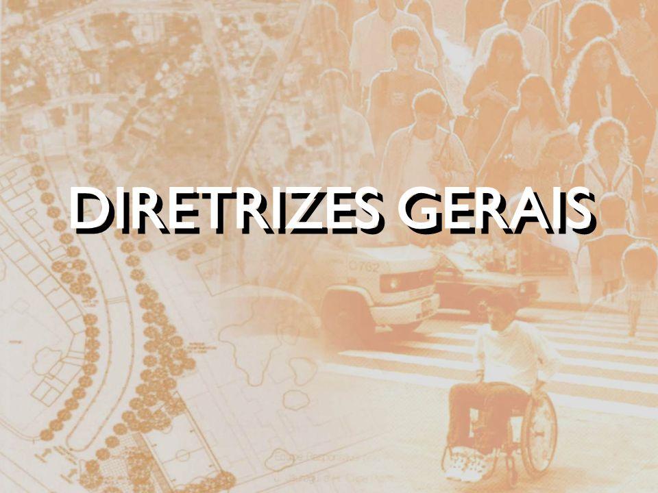 DIRETRIZES GERAIS