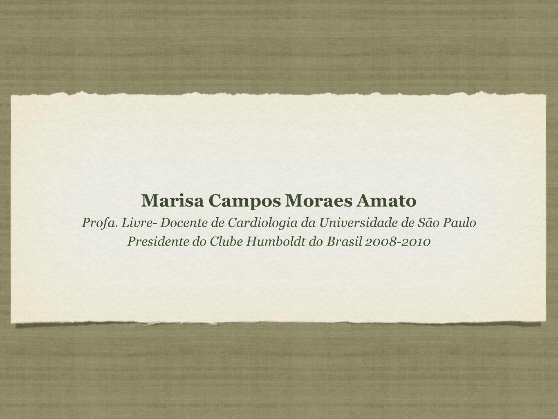 Marisa Campos Moraes Amato