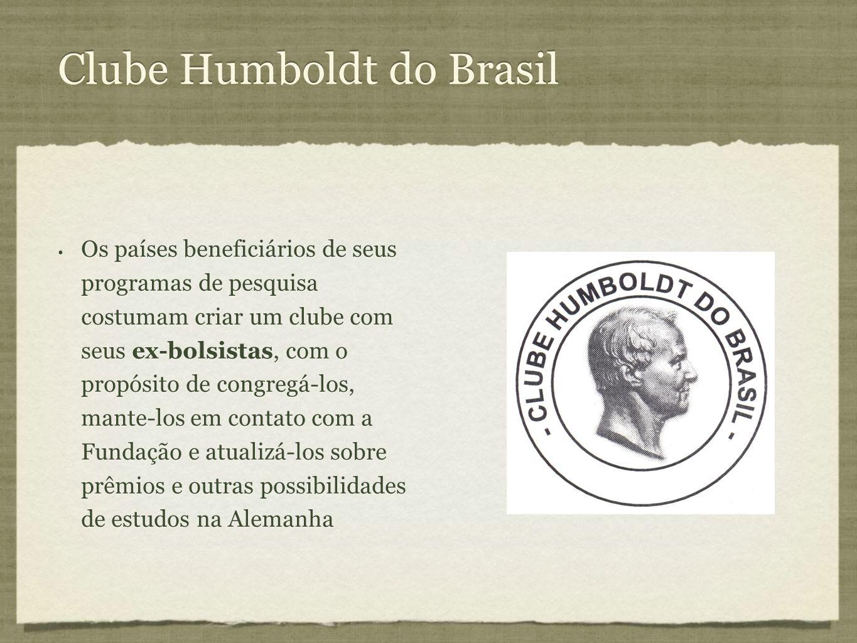 Clube Humboldt do Brasil
