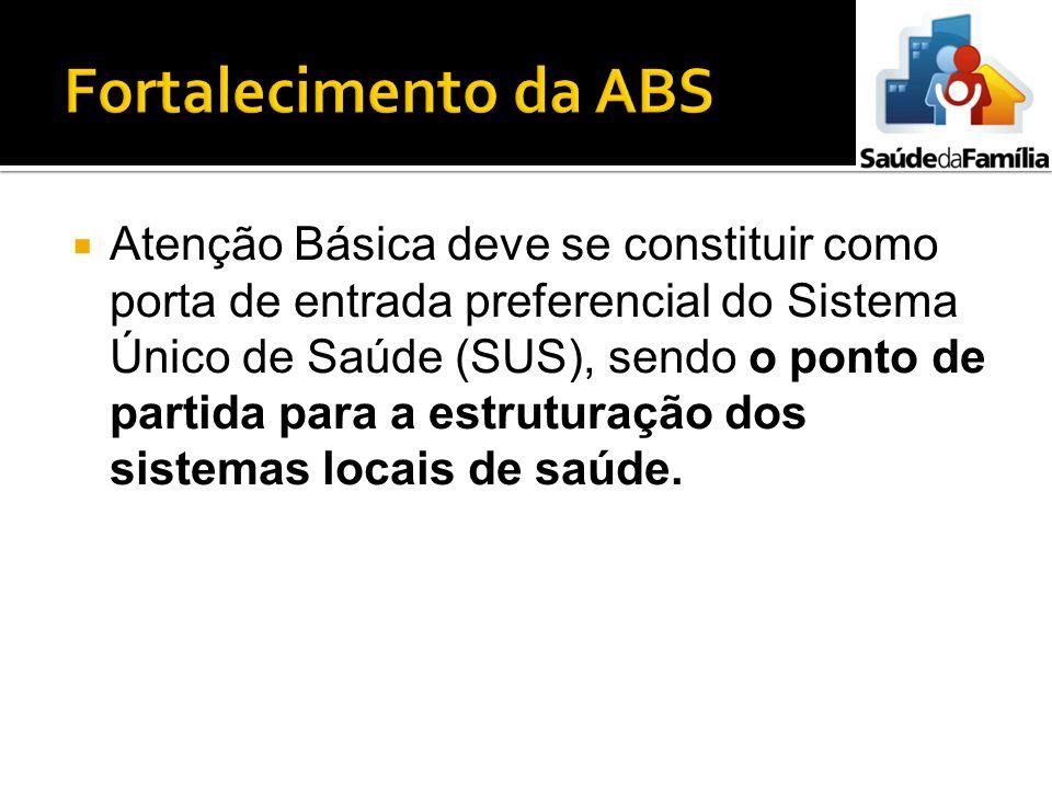 Fortalecimento da ABS
