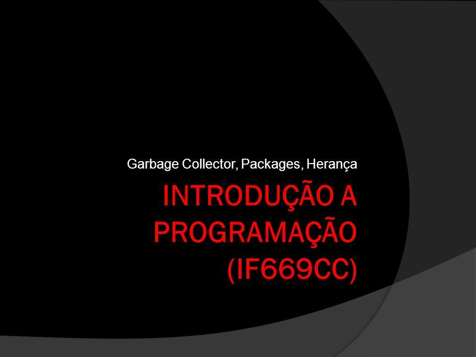 Introdução a programação (if669cc)