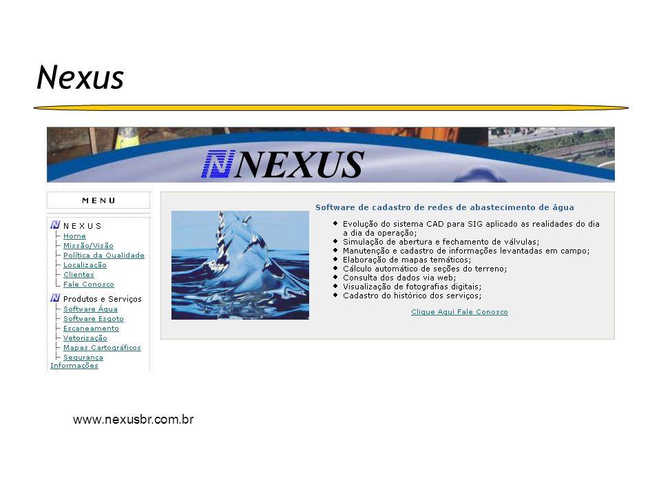 Nexus www.nexusbr.com.br