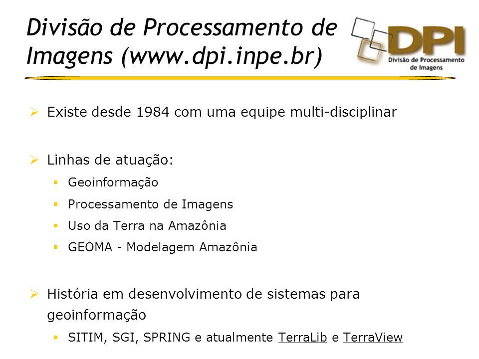 Divisão de Processamento de Imagens (www.dpi.inpe.br)