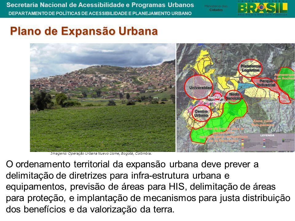 Plano de Expansão Urbana