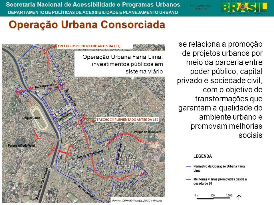 Operação Urbana Consorciada