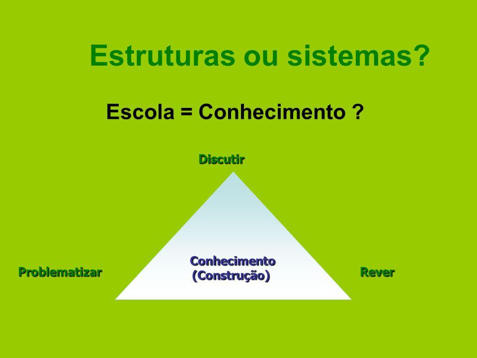 Estruturas ou sistemas