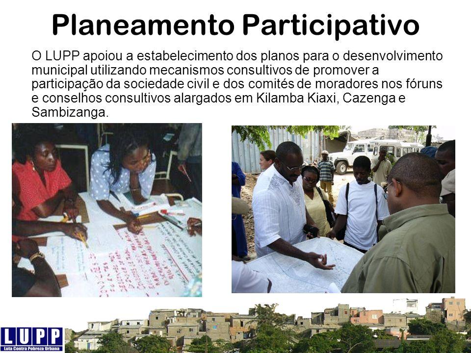 Planeamento Participativo