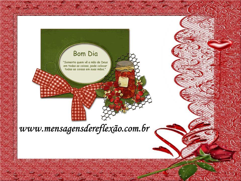 www.mensagensdereflexão.com.br