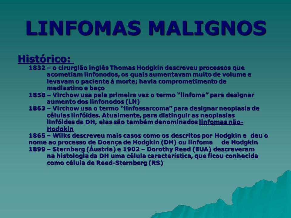 LINFOMAS MALIGNOS