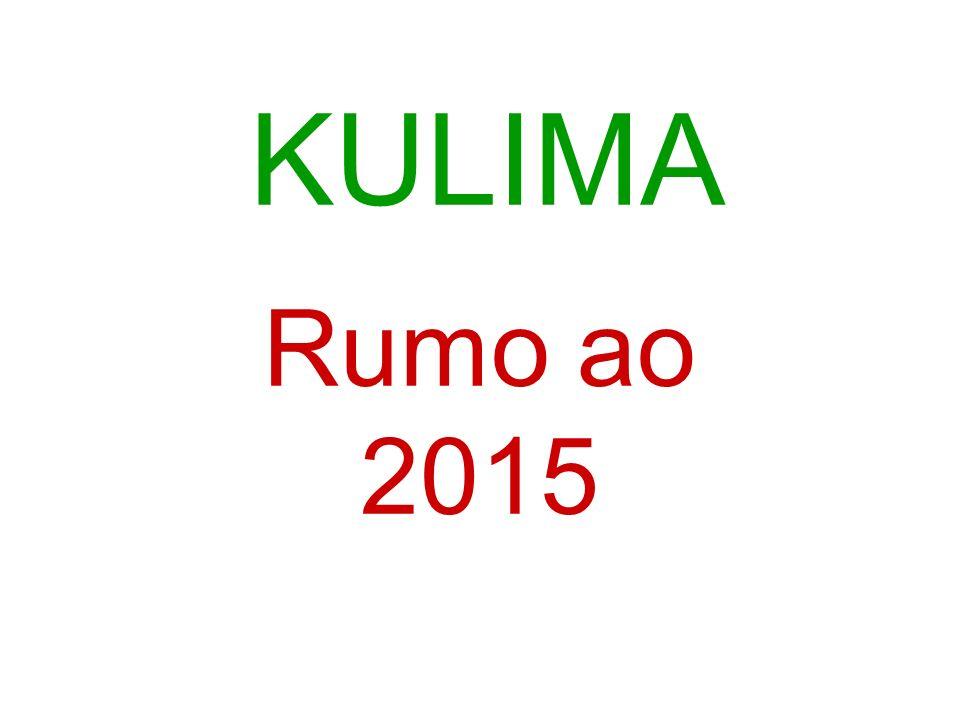 KULIMA Rumo ao 2015