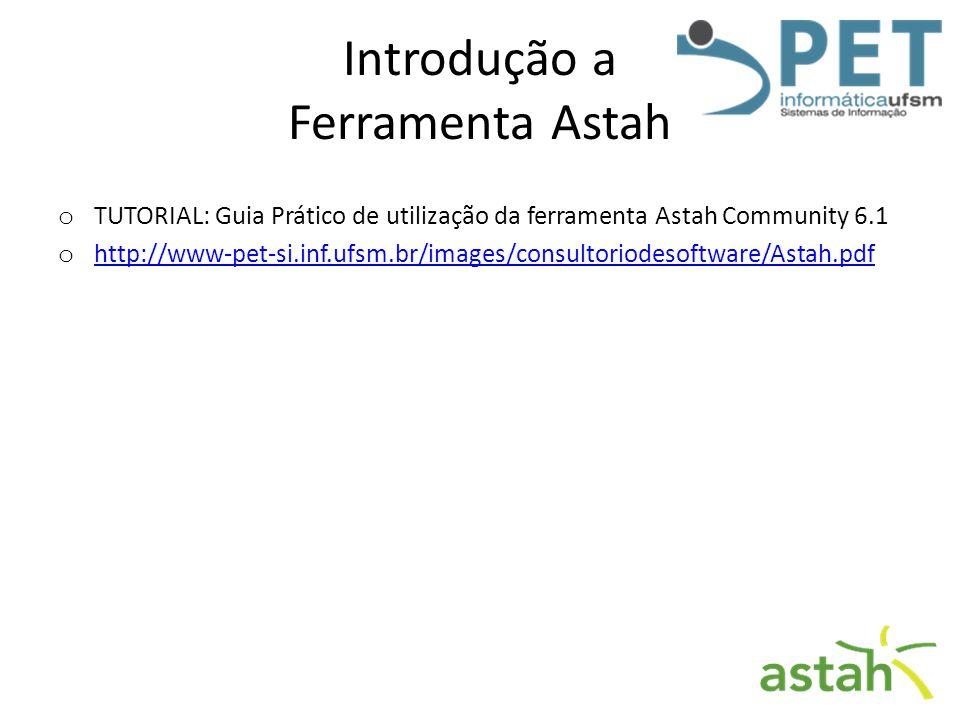 Introdução a Ferramenta Astah
