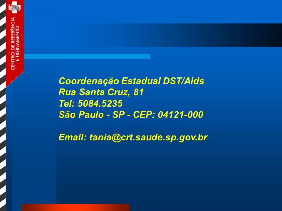 Coordenação Estadual DST/Aids