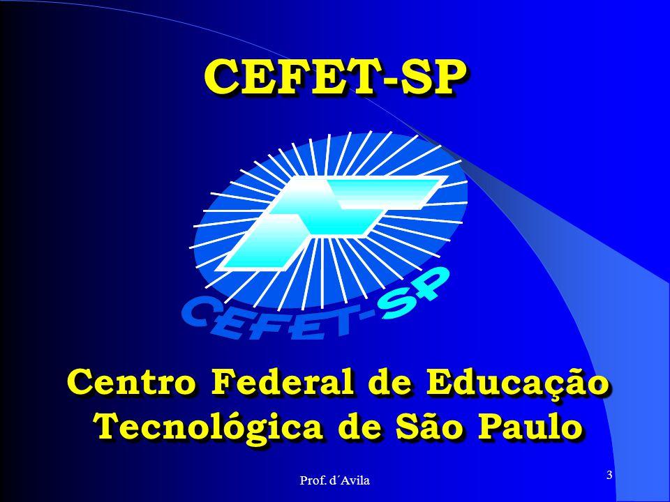 Centro Federal de Educação Tecnológica de São Paulo
