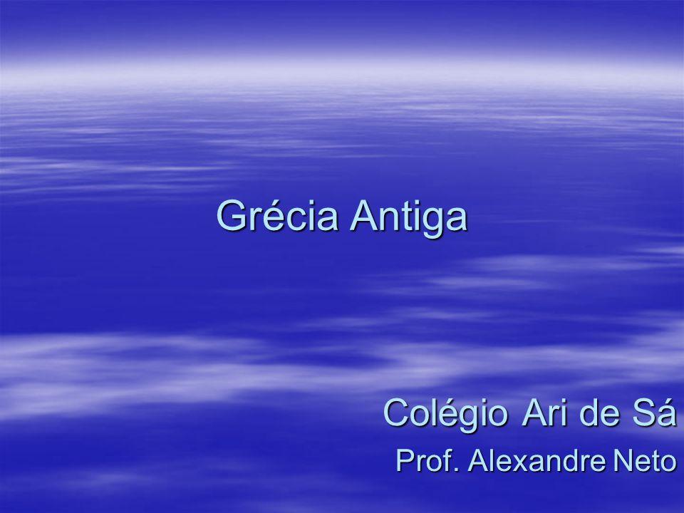 Colégio Ari de Sá Prof. Alexandre Neto